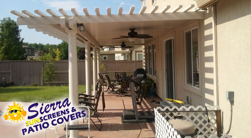 Sierra Sun Screens Amp Patio Covers 3345 Sunrise Blvd Ste
